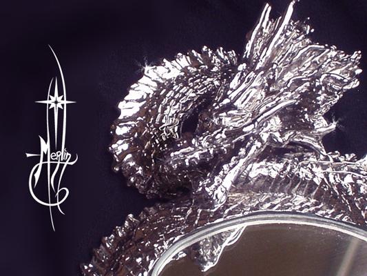 Dragon Motorcycle Mirrors